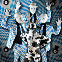 THE RESIDENTS  - In between Dreams -