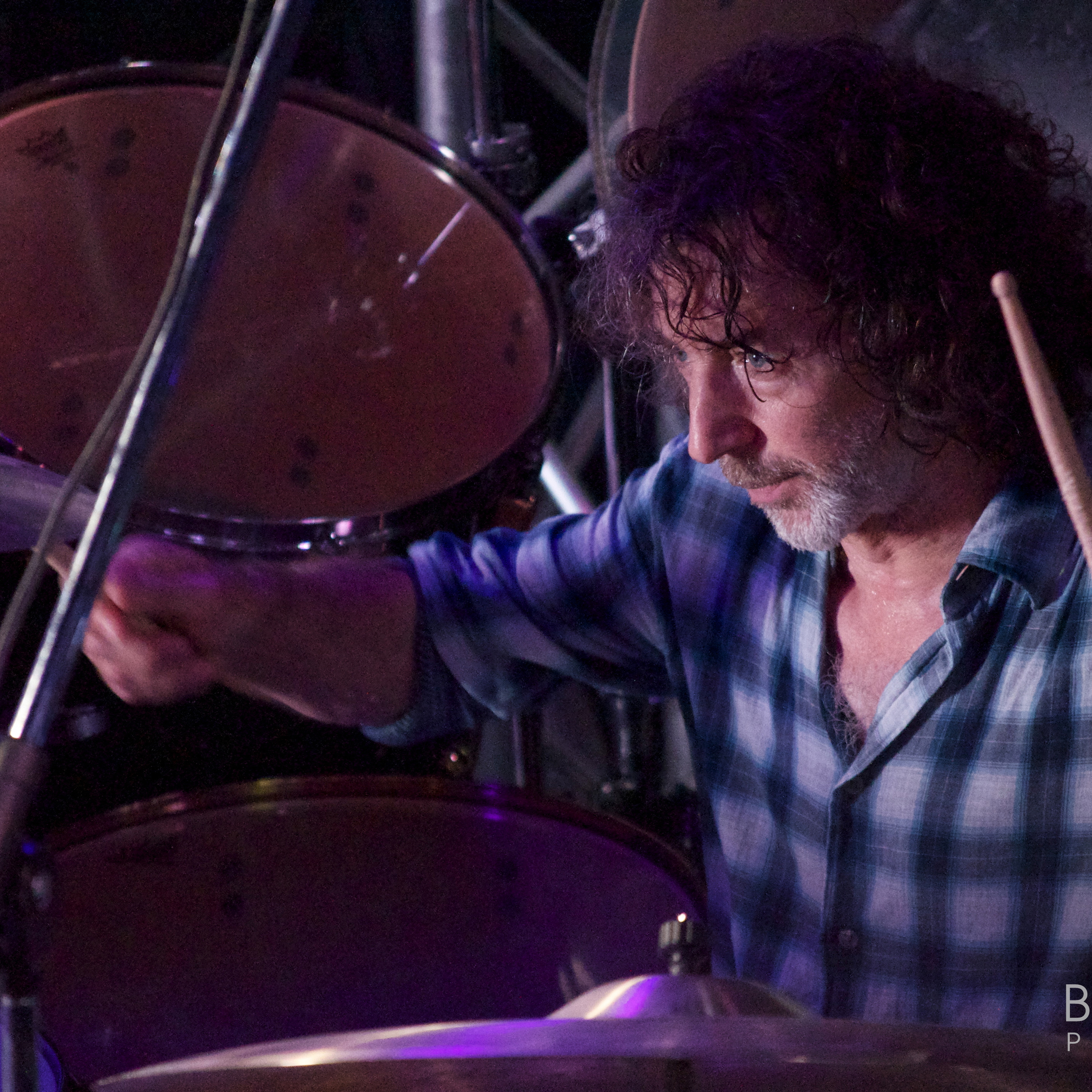 """SIMON PHILLIPS """"Protocol II""""  featuring Andy Timmons, Steve Weingart, Ernest Tibbs"""