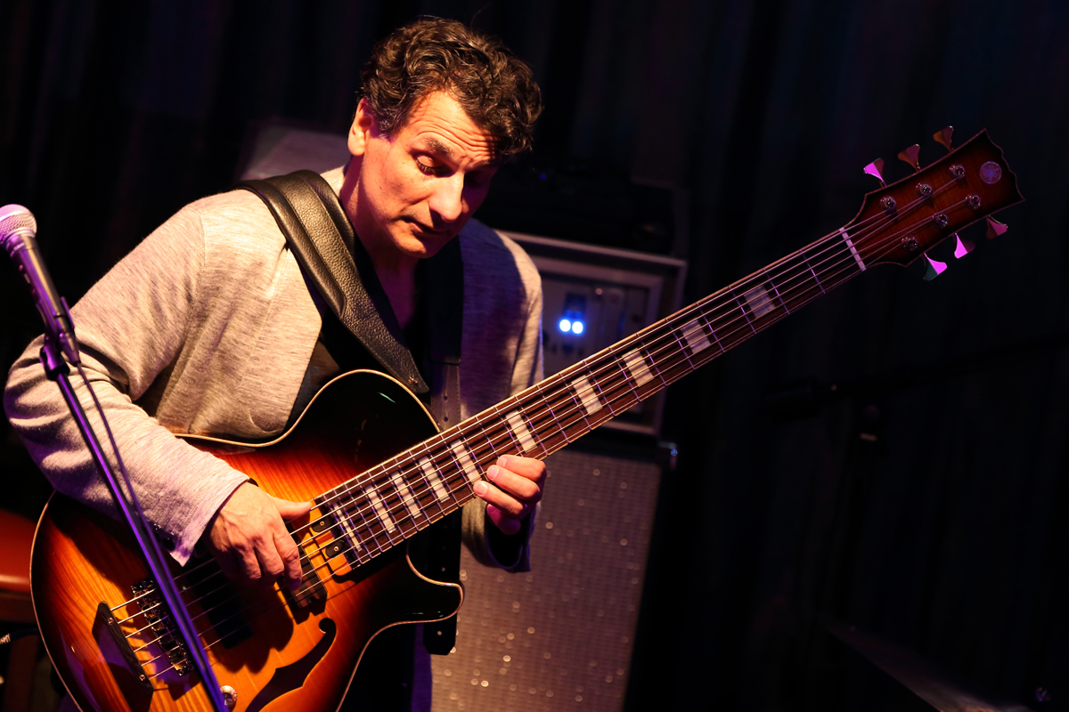 john patitucci the electric guitar quartet featuring adam rogers video