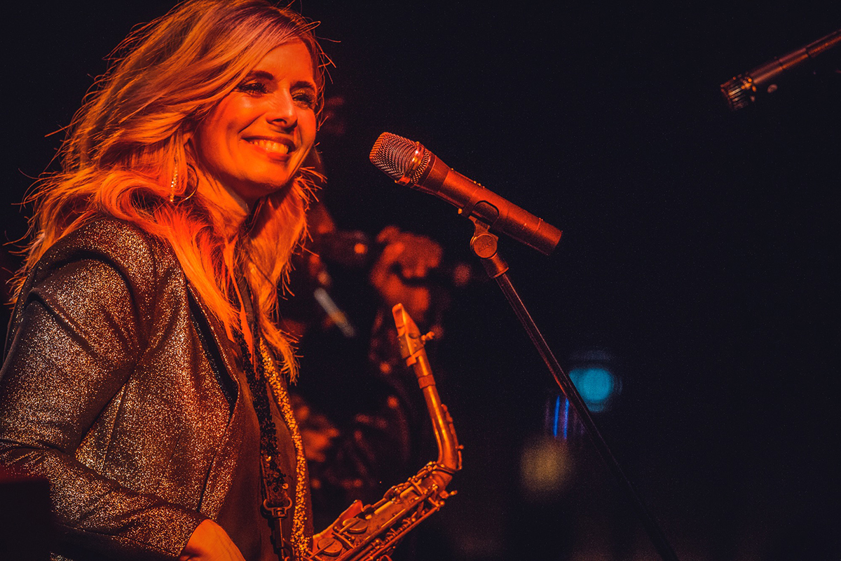 CANDY DULFER|LIVE REPORTS|BLUE NOTE TOKYO