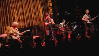 the square live reports blue note tokyo